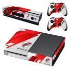 Club Atletico River Plate skin decal for Xbox one console and controllers