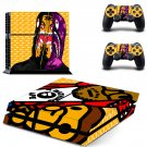 Animated Mask  skin decal for PS4 PlayStation 4 console and 2 controllers
