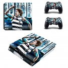 Geelong Football Club ps4 slim edition skin decal for console and controllers