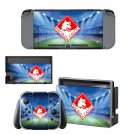 Piacenza Calcio decal for Nintendo switch console sticker skin