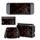 Technology walpaper decal for Nintendo switch console sticker skin