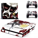 Attack on titan skin decal for ps4 console and controllers
