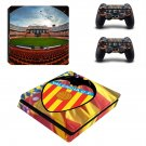 Valencia CF ps4 slim skin decal for console and controllers