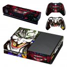 Suicide squad skin decal for Xbox one console and controllers