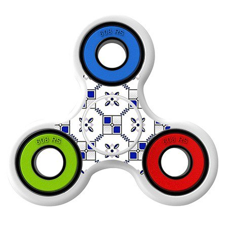 Squares clipart Skin Decal for Hand Fidget Spinner sticker toy