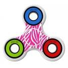 Zebra pattern skin Skin Decal for Hand Fidget Spinner sticker toy