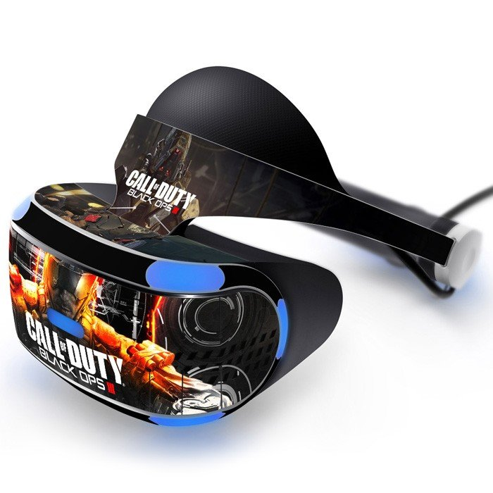 COD Black ops III Skin Decal for Playstation VR PS4 Headset cover sticker