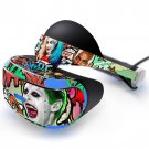 Harley quinn Skin Decal for Playstation VR PS4 Headset cover sticker