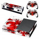 Turkey's Flag skin decal for Xbox one console and controllers