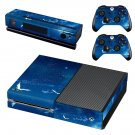 Flying bird sky skin decal for Xbox one console and controllers