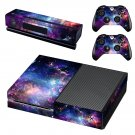 Space scene skin decal for Xbox one console and controllers