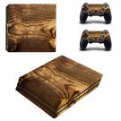 Tree trunk skin decal for console and controllers