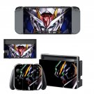 Human robot face decal for Nintendo switch console sticker skin