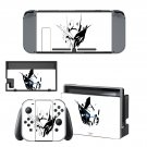 Gundam art decal for Nintendo switch console sticker skin