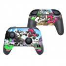 Spaltoon decal for Nintendo switch controller pro sticker skin