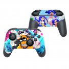 Splatoon 2 decal for Nintendo switch controller pro sticker skin