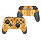 Trees bark decal for Nintendo switch controller pro sticker skin