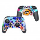 Splatoon decal for Nintendo switch controller pro sticker skin