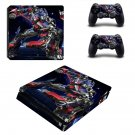 Transformer  ps4 slim skin decal for console and controllers