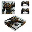 Transformers 5 ps4 slim skin decal for console and controllers