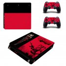 Harley Quinn ps4 slim skin decal for console and controllers