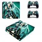 League of Legends ps4 slim skin decal for console and controllers