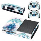 Manga Anime Print skin decal for Xbox one console and controllers