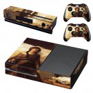 Tristan and Isolde painting skin decal for Xbox one console and controllers
