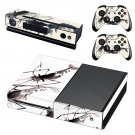 Painting skin decal for Xbox one console and controllers