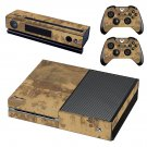 Along the River During the Qingming Festival skin decal for Xbox one console and controllers