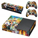 Kiss of passion skin decal for Xbox one console and controllers