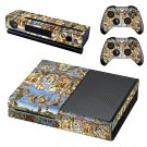 Sistine Chapel painting skin decal for Xbox one console and controllers