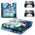 Ys VIII -Lacrimosa of Dana ps4 skin decal for console and 2 controllers