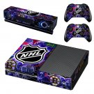 NHL skin decal for Xbox one console and controllers