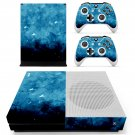 Star moon clipart skin decal for Xbox one S console and controllers