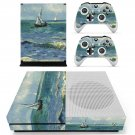 Saintes maries de la mer skin decal for Xbox one Slim console and controllers