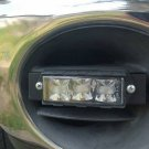 02-08 Dodge Ram Fog Light Bezel & Feniex Apollo F6 (PAIR)