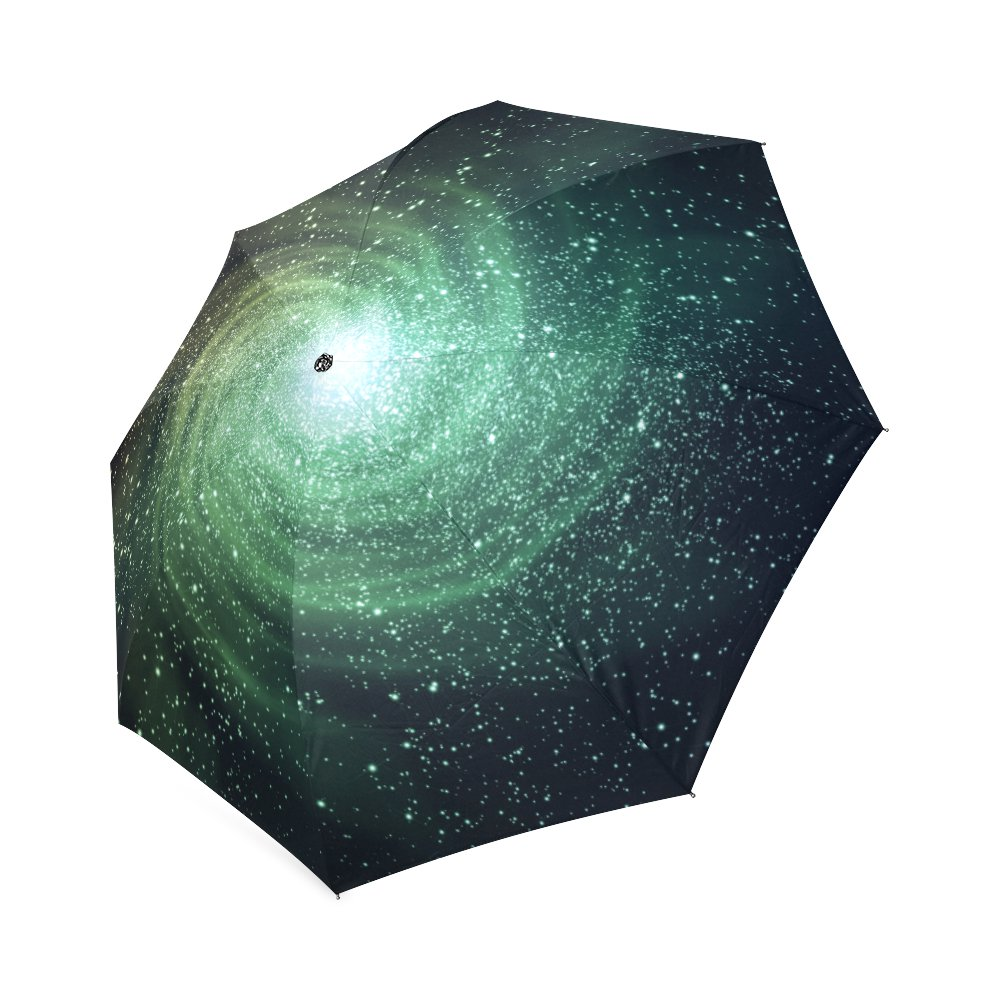 Galaxy in Space Foldable Umbrella 8 ribs