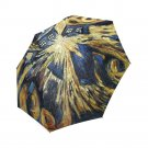 Explosion of Police Box Foldable Umbrella 8 ribs