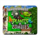Plants VS Zombies Mousepad Non Slip Neoprene