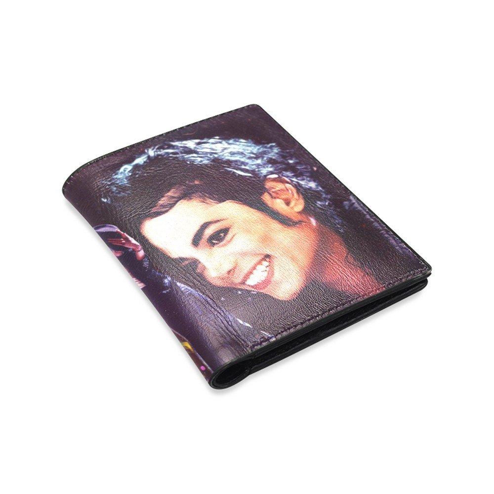 Michael Jackson Leather Wallet