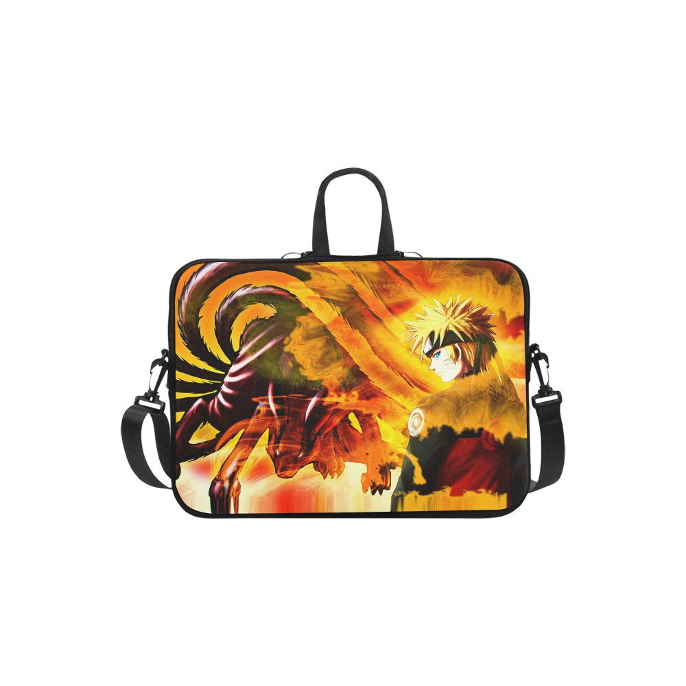 Naruto Anime Sleeve Case Shoulder Bag for Laptop 15.6""