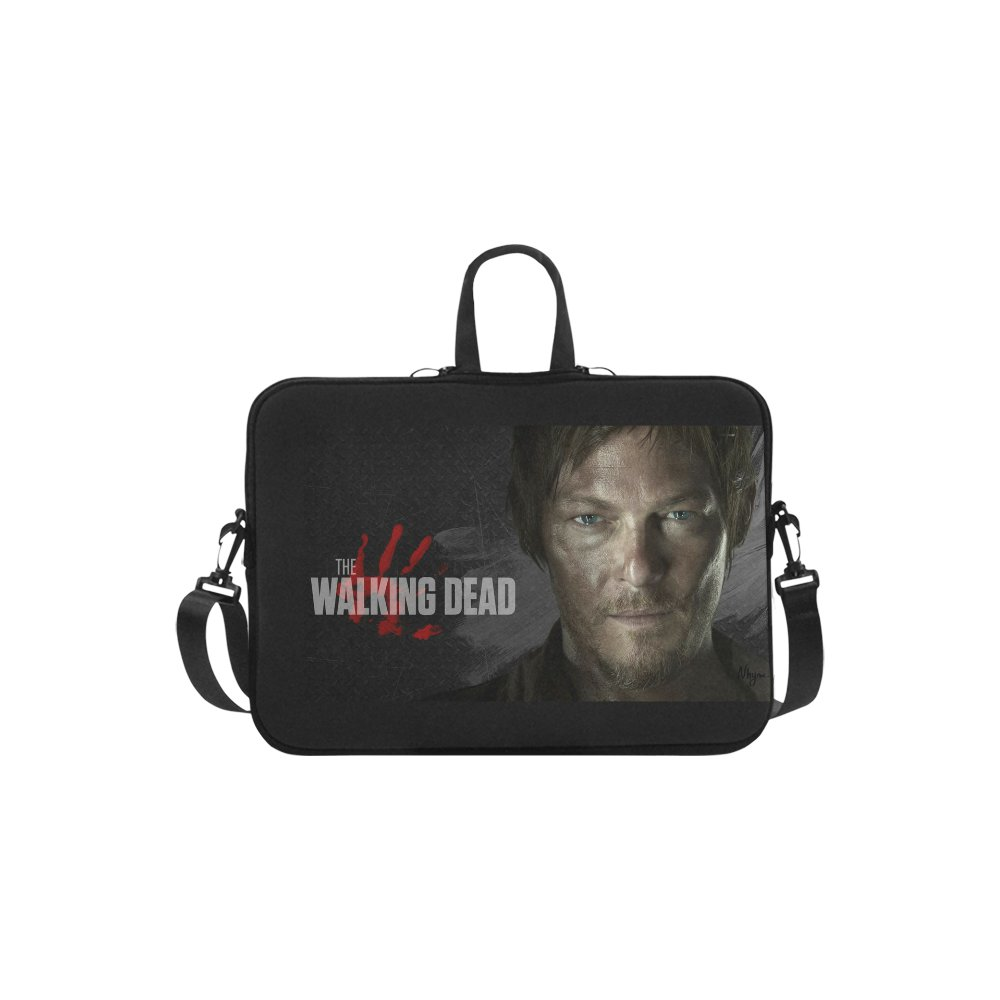 Walking Dead Daryl Dixon Sleeve Case Shoulder Bag for Laptop 15""
