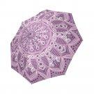 #1 Mandala Lace Ornamental Pattern Foldable Umbrella 8 ribs