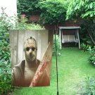 "Jason Voorhees Friday the 13th for Halloween Event Garden Flag 12"" x 18"""