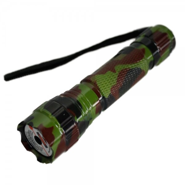 501B 5mw 405nm Purple Beam Light Single Dot Light Style Laser Pointer Pen Camouflage Color
