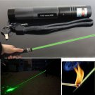 301 5mW 532nm Professional Green Light Laser Pointer Pen Set Black