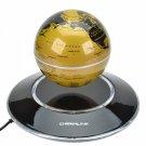 CHEERLINK 106mm UFO Maglev Globe with Anion Generator Yellow & Black (US Plug / AC 100~240V)