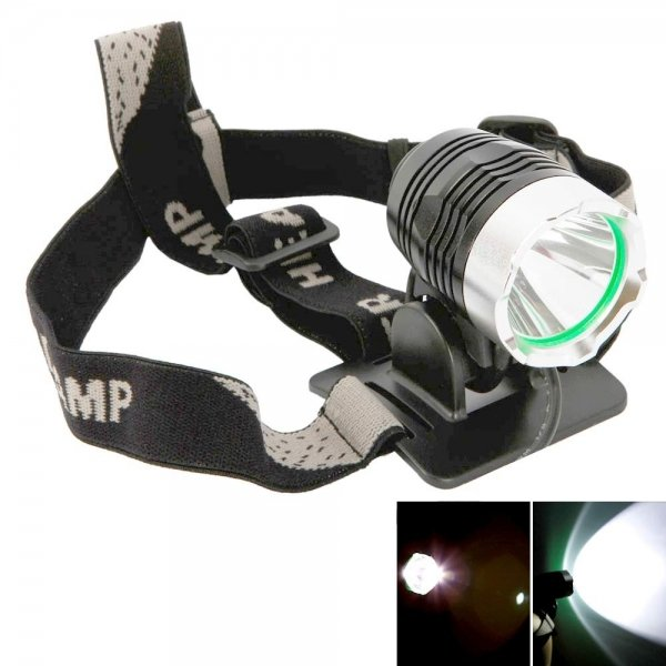 CREE XM-L T6 1300 Lumen LED Head Light Lamp