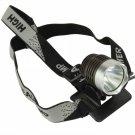 CREE XM-L T6 LED 1200 Lumen 3 Mode Head Light Lamp Black(1*18650)